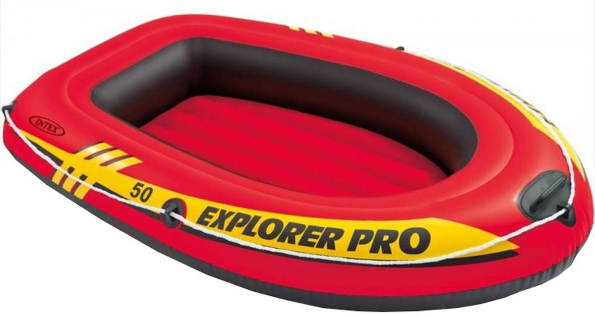 Boot Explorer Pro 50 - Intex