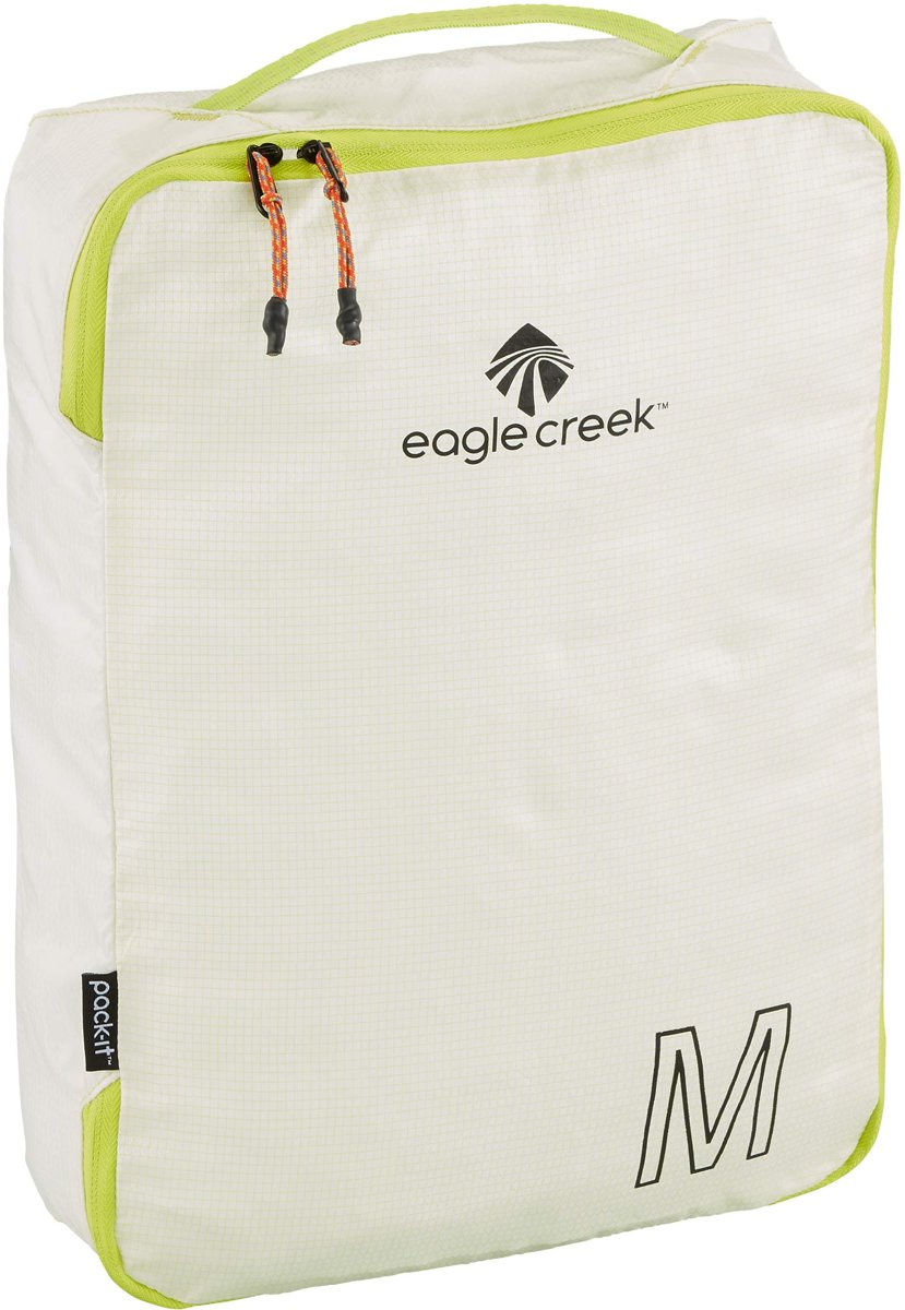 Eagle creek Pack-It Specter Tech? Cube M Packing cube / koffer organizer Unisex - Wit/ Geel - 12 L kopen