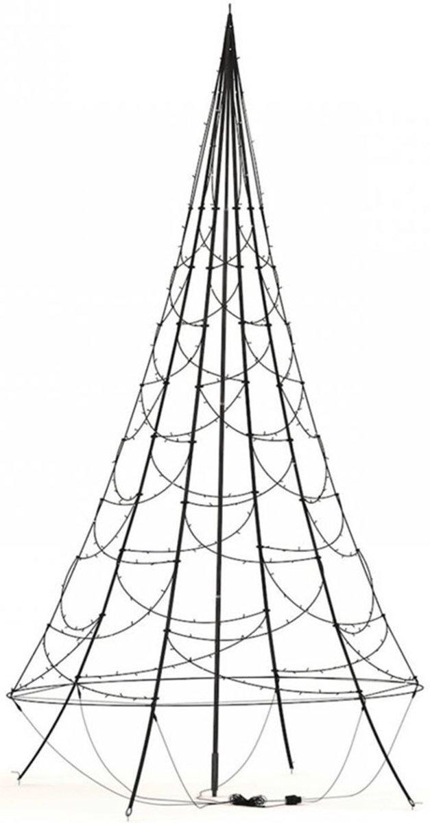 Fairybell - LED Kerstboom - 300cm - 480led kopen