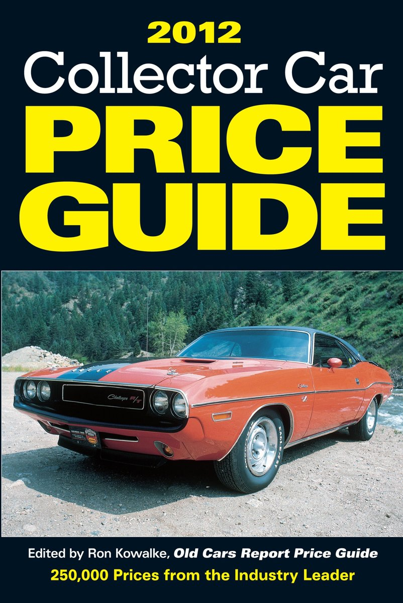 bol.com | 2012 Collector Car Price Guide (ebook), Ron Kowalke |  9781440223815 | Boeken