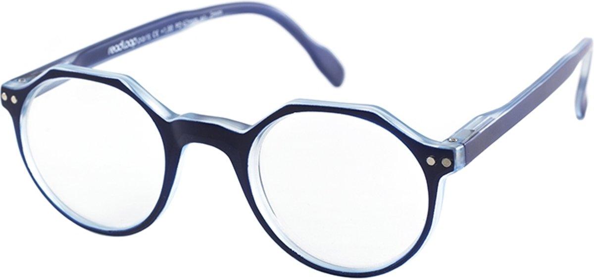 Leesbril Readloop Hurricane 2623-05 blauw +2.50 kopen