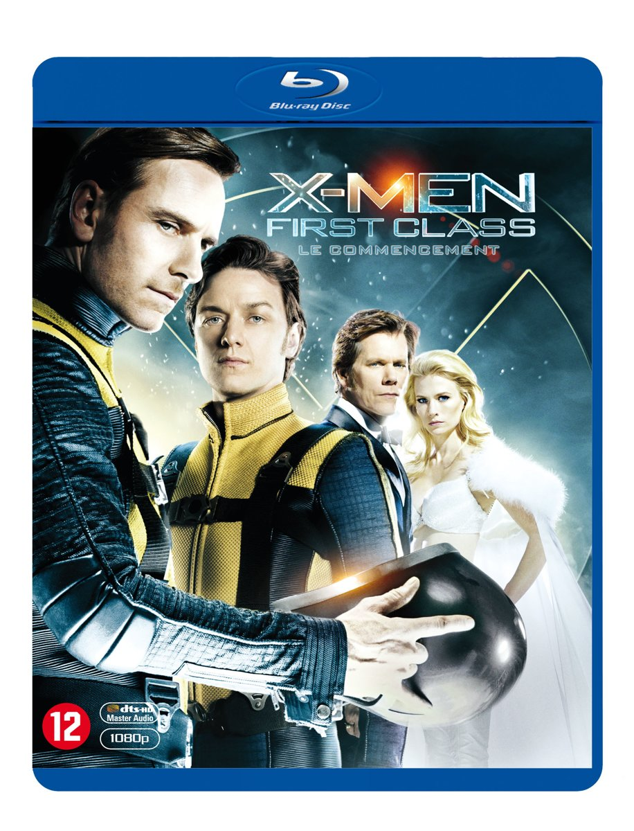 X-Men First Class | Blu-ray kopen