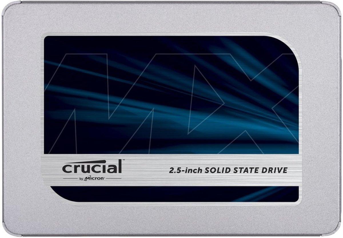 Crucial MX500 - Interne SSD - 500 GB