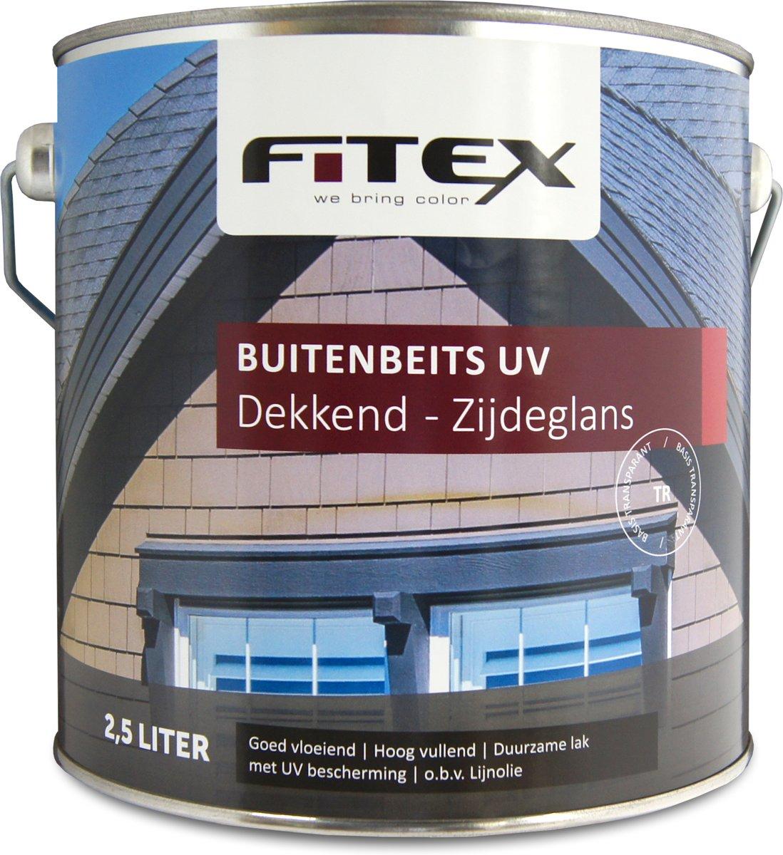 Fitex-Buitenbeits UV-Zijdeglans-Monumentengroen N0.15.10-2,5 liter kopen