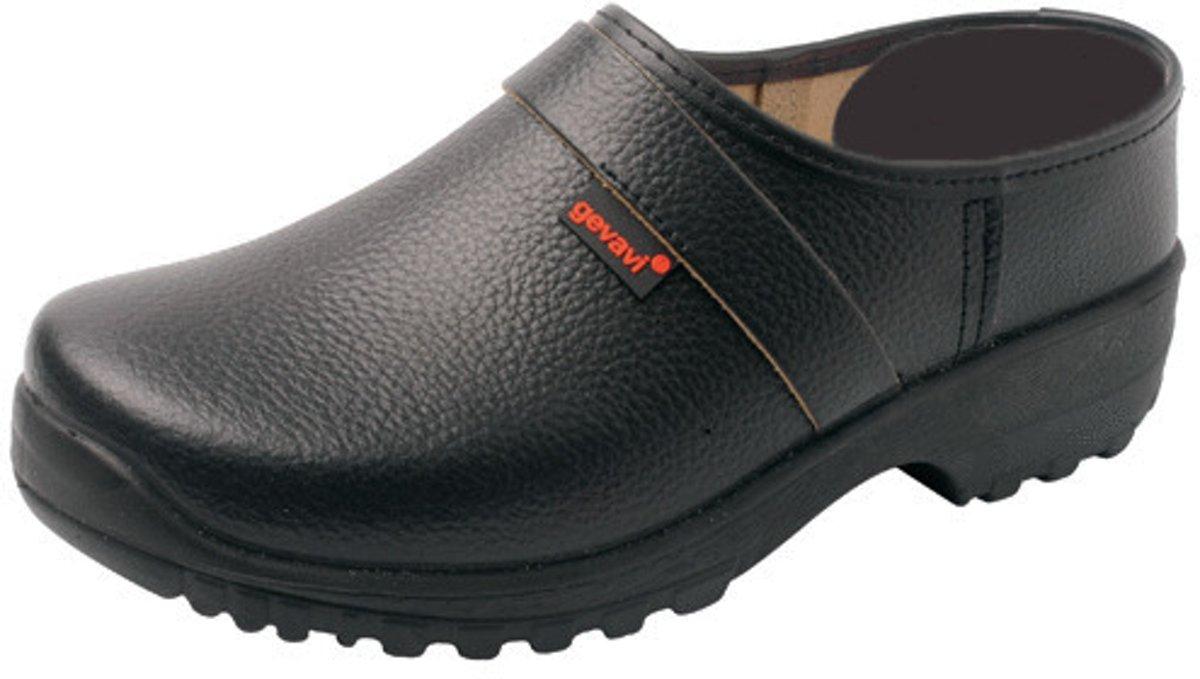 Gevavi Next Lincoln gesloten schoenklomp PU zwart maat 40 kopen