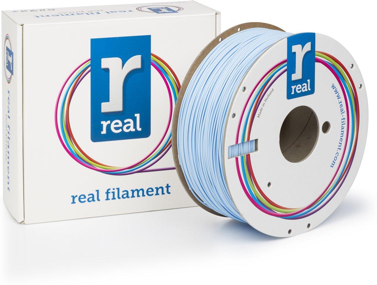 REAL Filament PLA licht blauw 1.75mm (1kg)