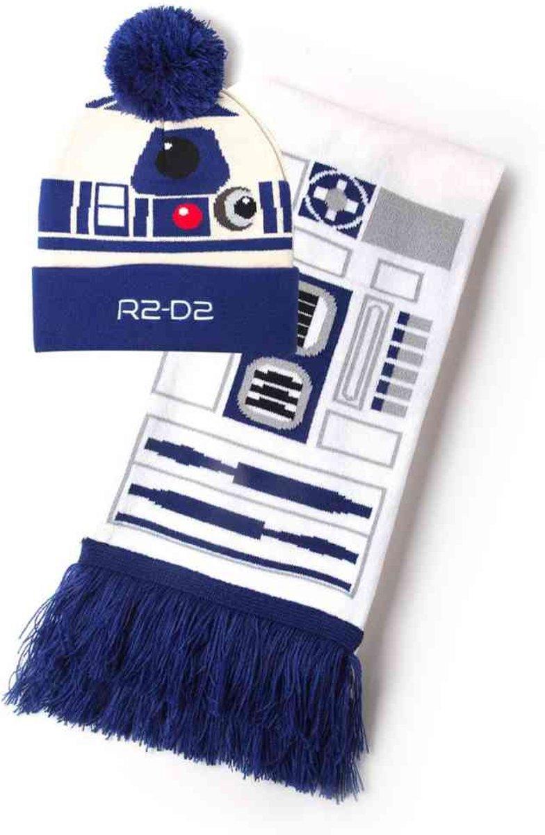 Star Wars - R2-D2 Beanie & Scarf Giftset kopen