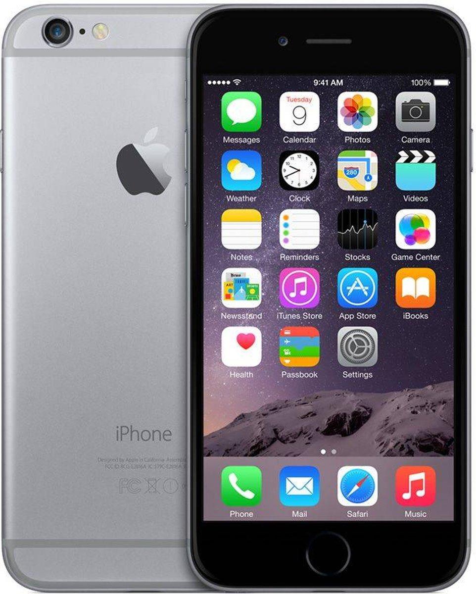 Apple iPhone 6 - 16GB - Spacegrey kopen