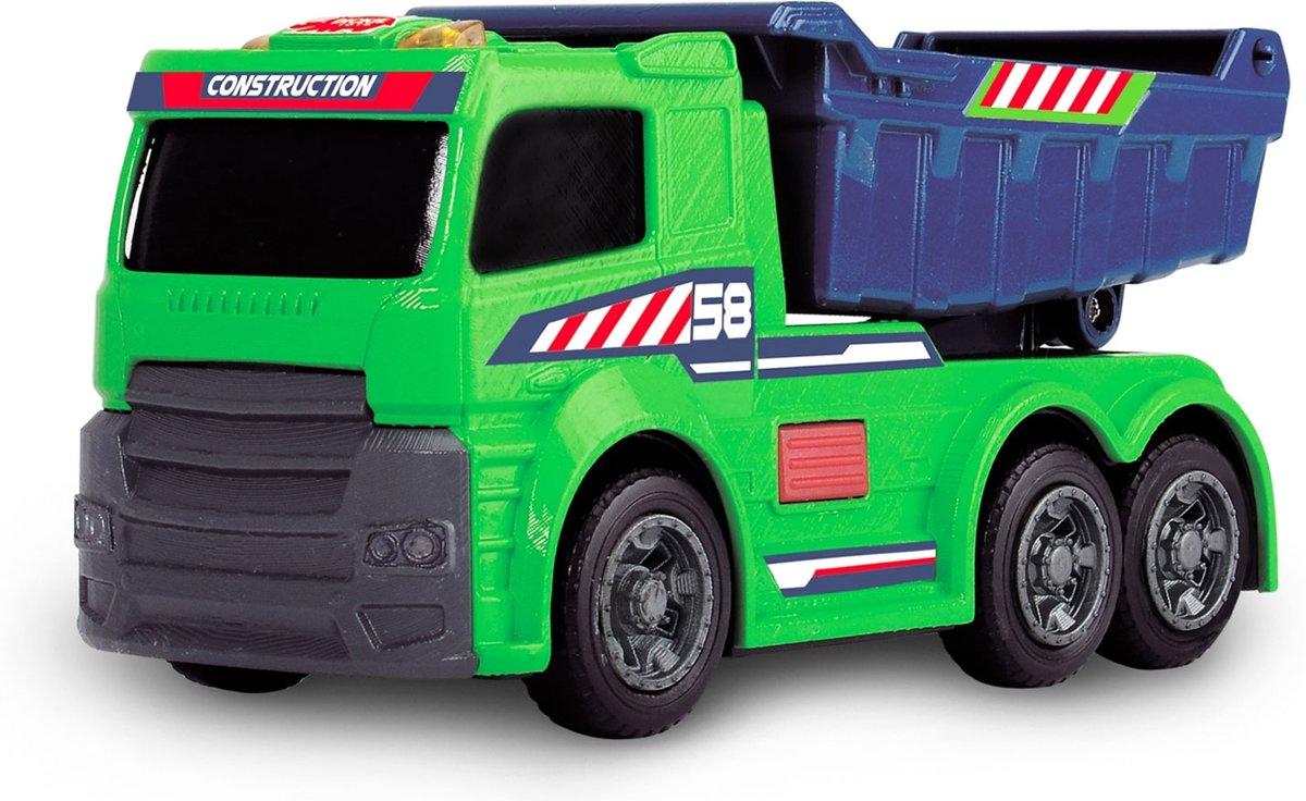 Dickie Action Series - Kiepwagen (15cm)