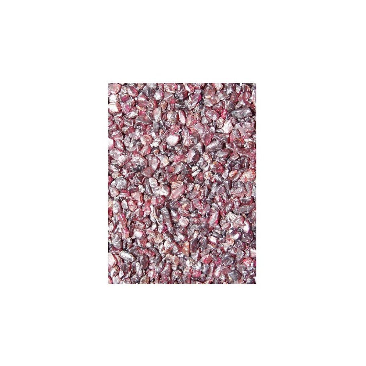 Trommelstenen Granaat (5-10 mm)  - 100 gram kopen