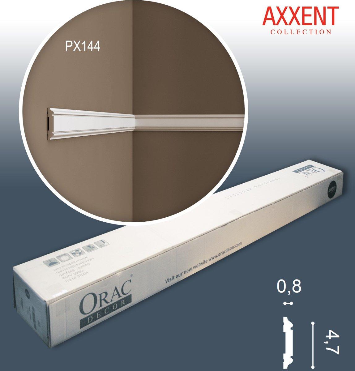 1 doos 30 Wandlijsten Origineel Orac Decor PX144 AXXENT Plafondlijsten Sierlijsten Lijstwerk 60 m kopen