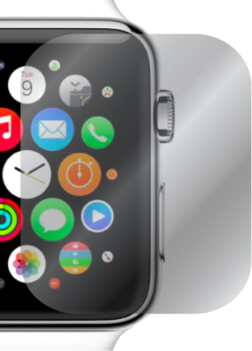 Tempered Glass 0.1mm Screen protector voor Apple Watch Serie 1 / 2 / 3 (42mm) kopen