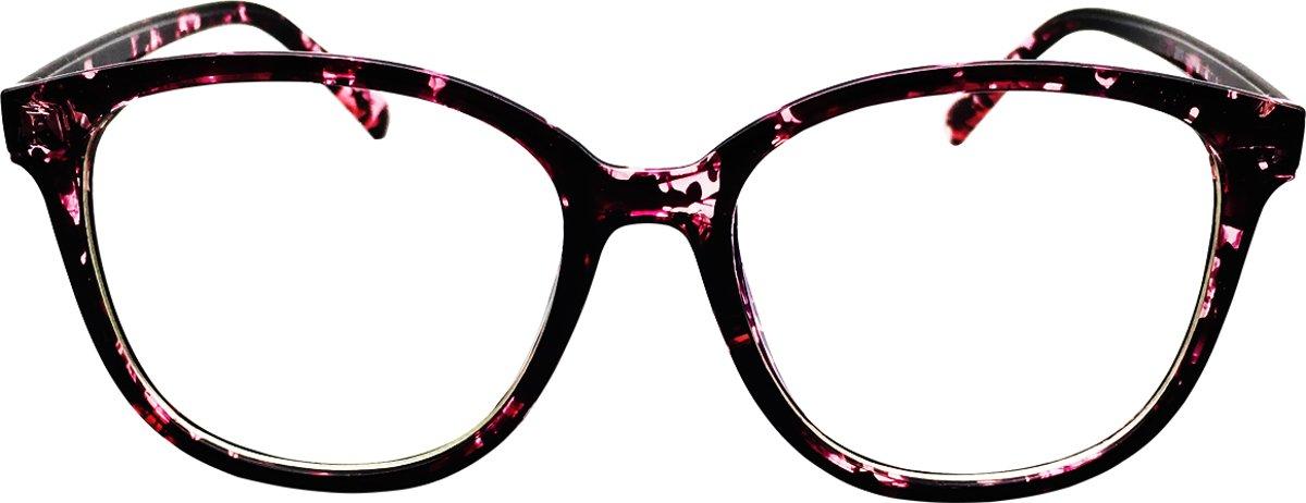 Southern Seas Glasses Leesbril +3.50 Bloemenprint G20554 kopen