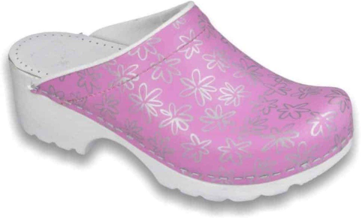 Simson Klomp Vollsjo Flex O.H (Roze) - roze - 42 kopen
