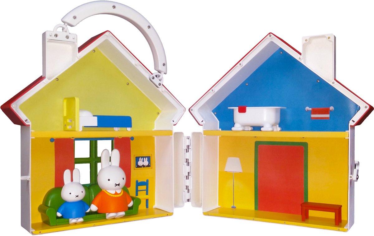 Fonkelnieuw bol.com | Nijntje Huis - Speelset, BOTI | Speelgoed XI-89
