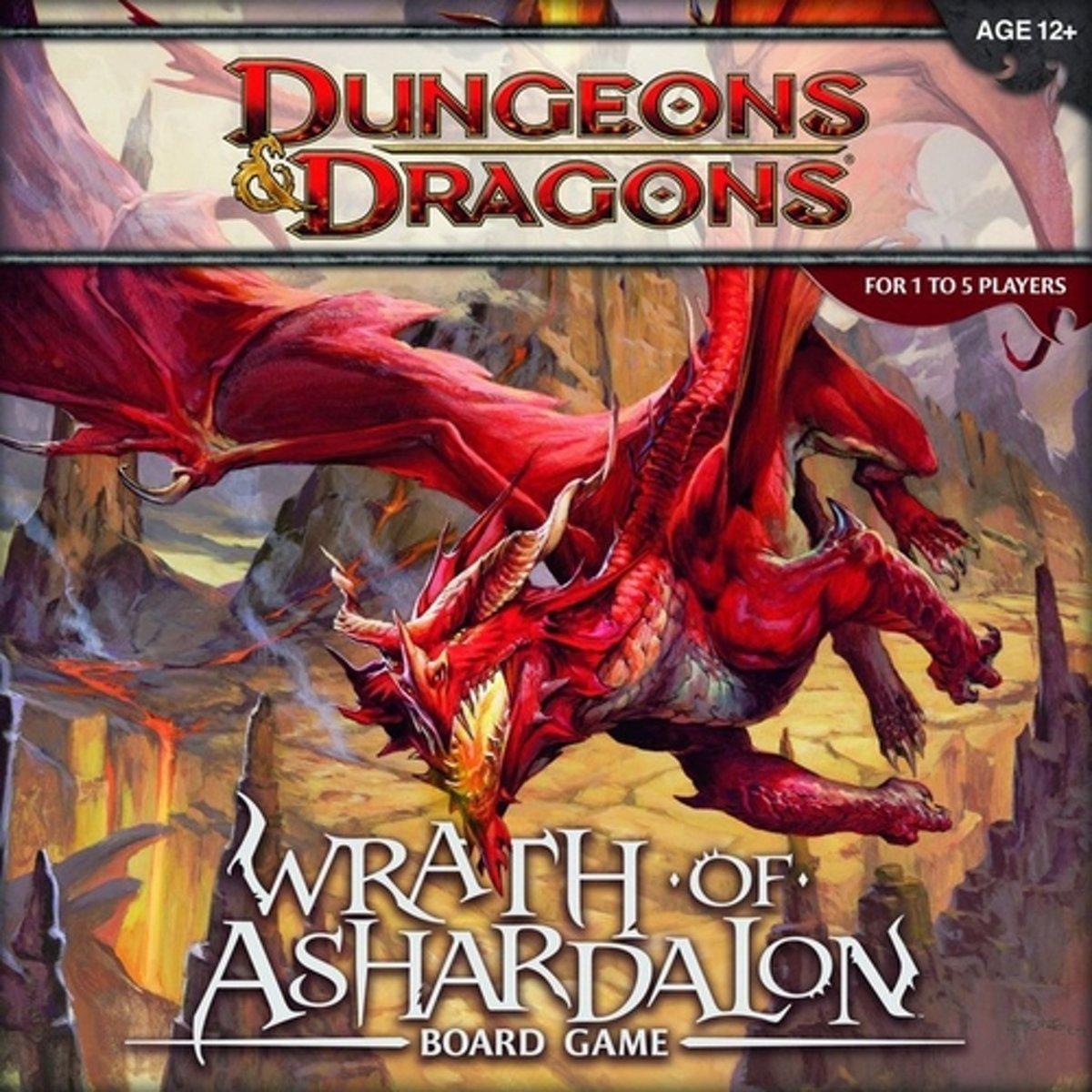 D&D Wrath of Ashardalon