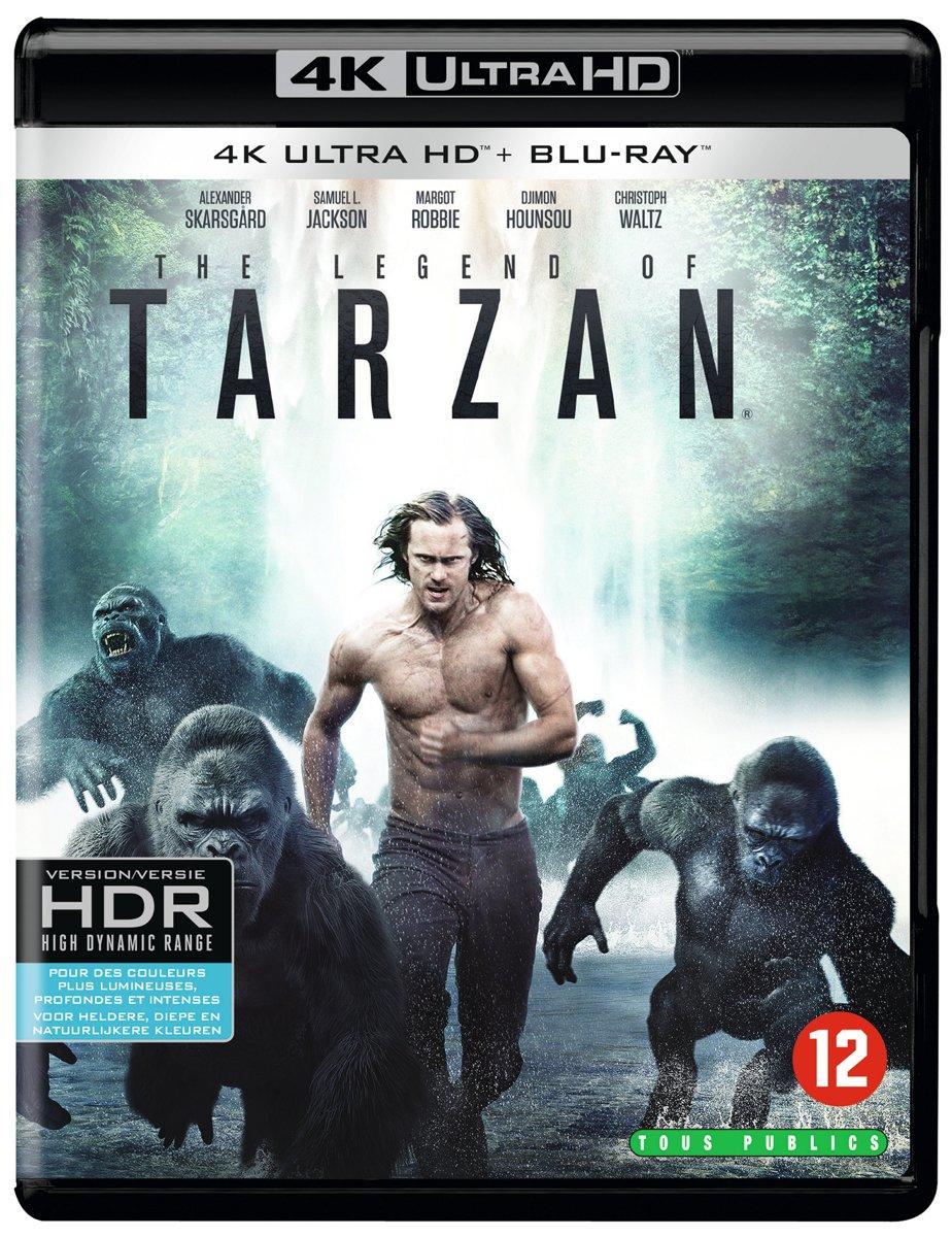 The Legend Of Tarzan (4K Ultra HD Blu-ray)-