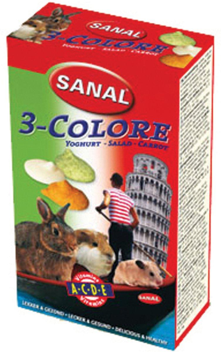 Sanal 3-colore drops 45g