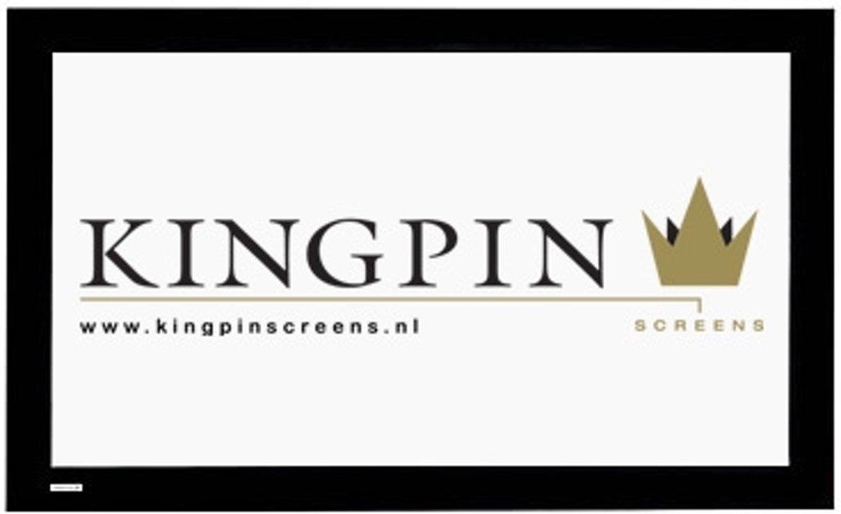 Kingpin Screens Velvet Framed Screen projectiescherm 2,29 m (90'') 16:9 kopen