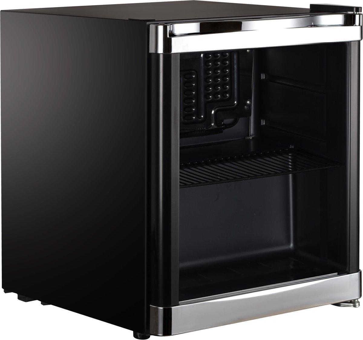 Temptech HMF46SG luxe minibar - 46 liter kopen