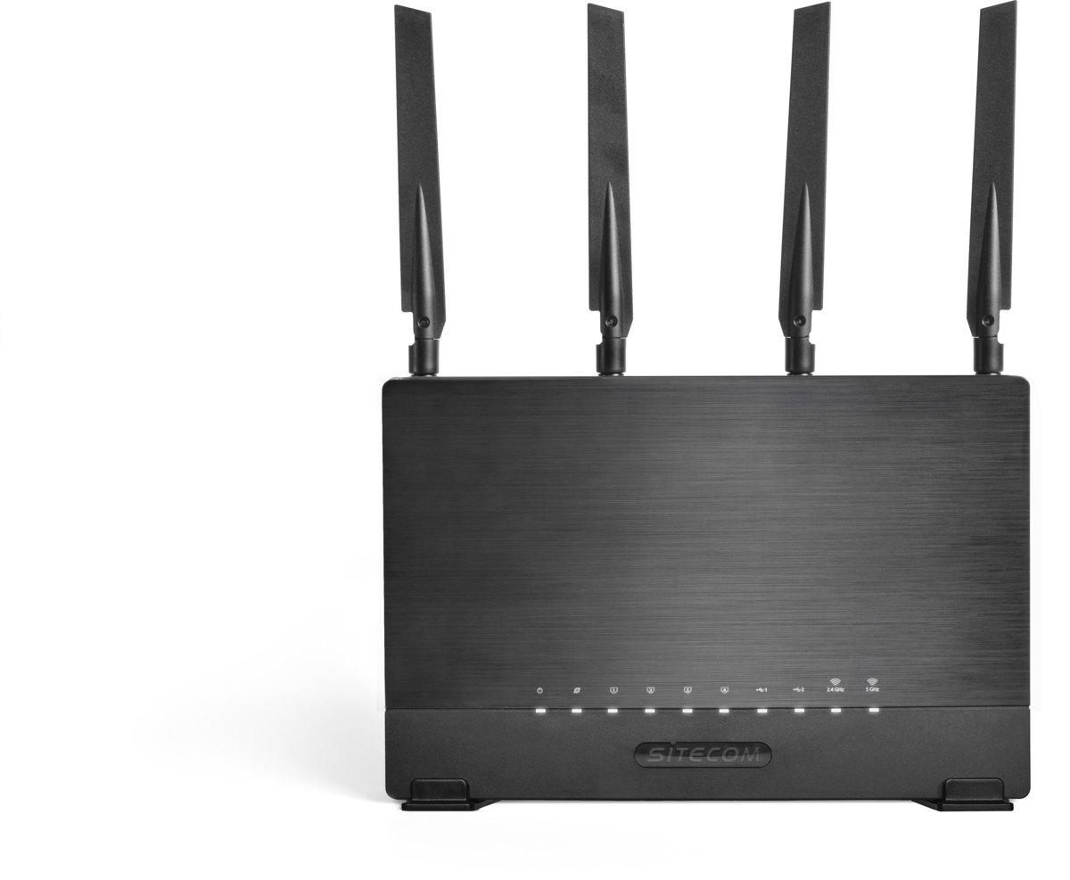 Sitecom WLR-9000 - Router voor €59,99
