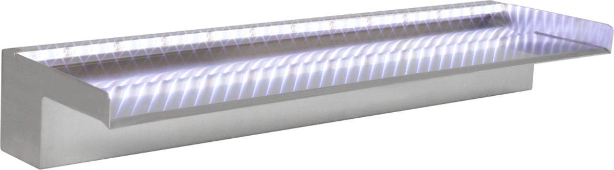 RVS 60 cm waterval LED kopen