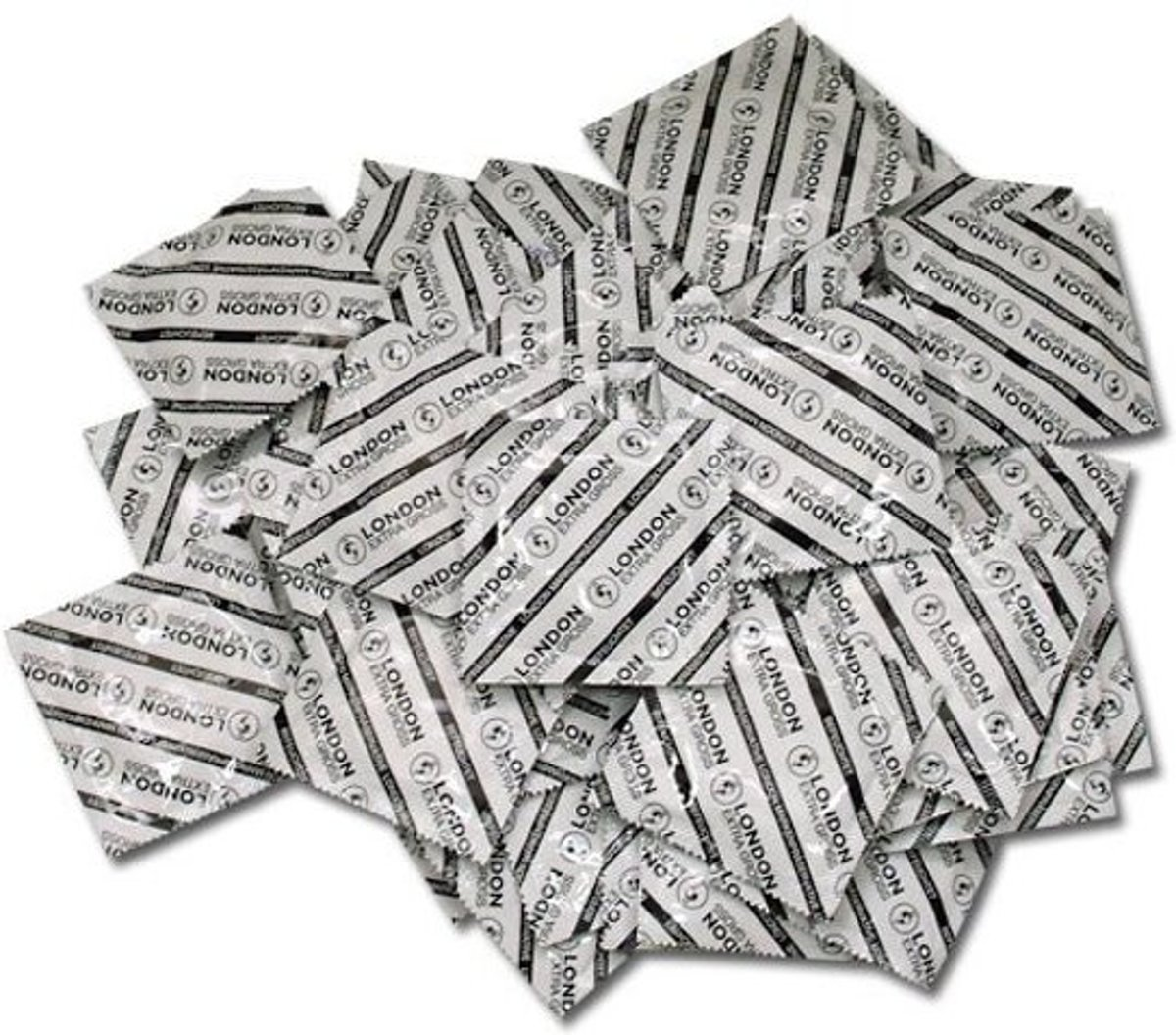 Durex London XL Condooms - Extra Grote Condooms - 25 Condooms kopen