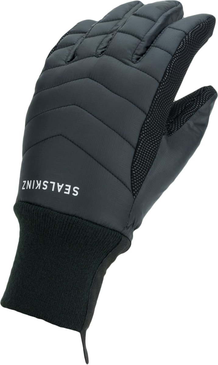 Sealskinz Waterproof All Weather Lightweight Insulated Glove Fietshandschoenen - Maat XXL - Zwart kopen