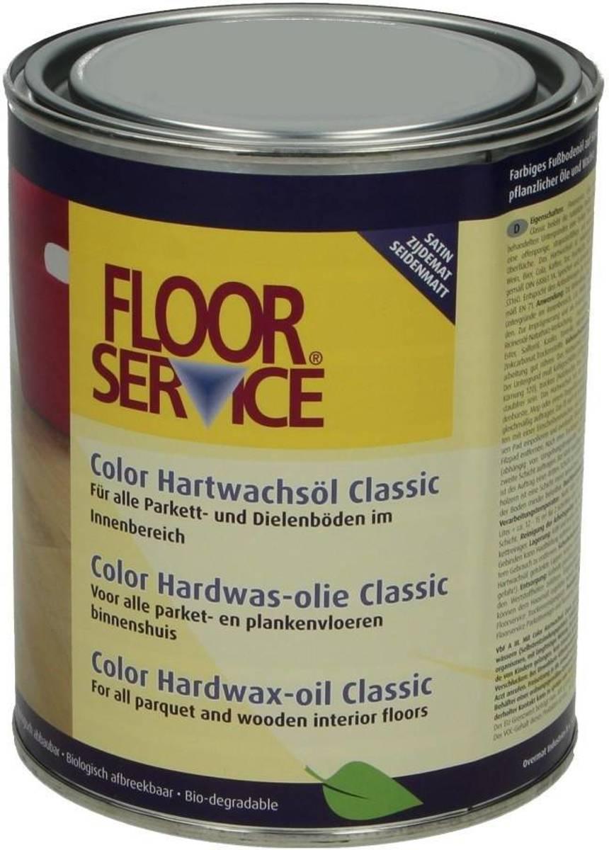 Floorservice Color Hardwaxolie Classic 1 Ltr kopen