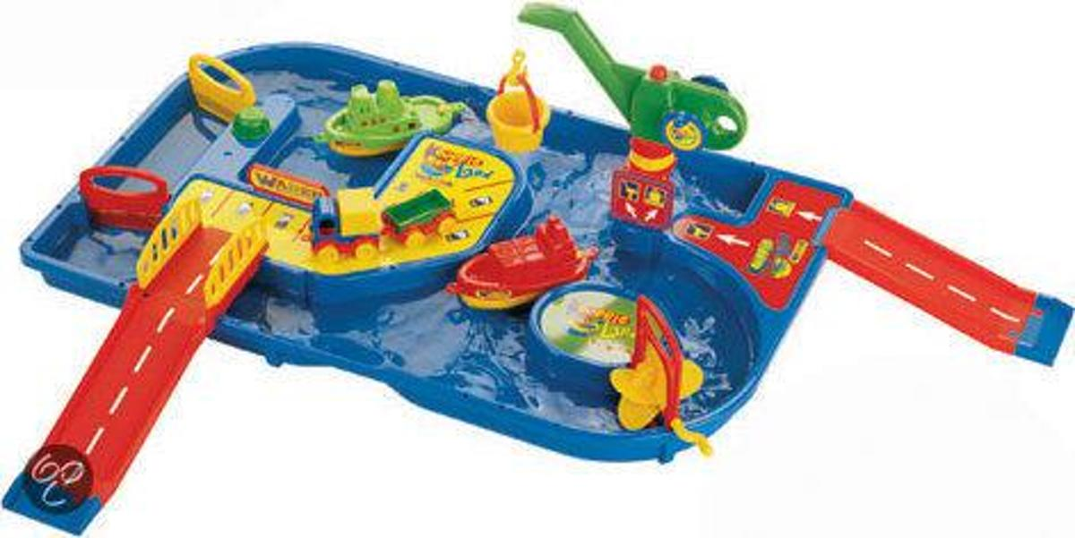 Bolcom Knuffieland Waterbaan Wader Quality Toys Speelgoed