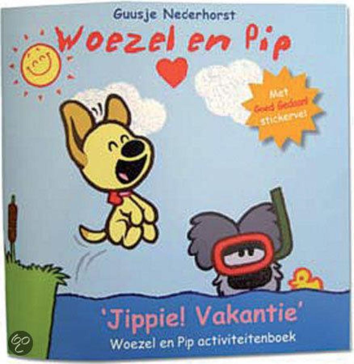 Ongekend bol.com   Woezel En Pip Jippie Vakantie, Guusje Nederhorst UH-77