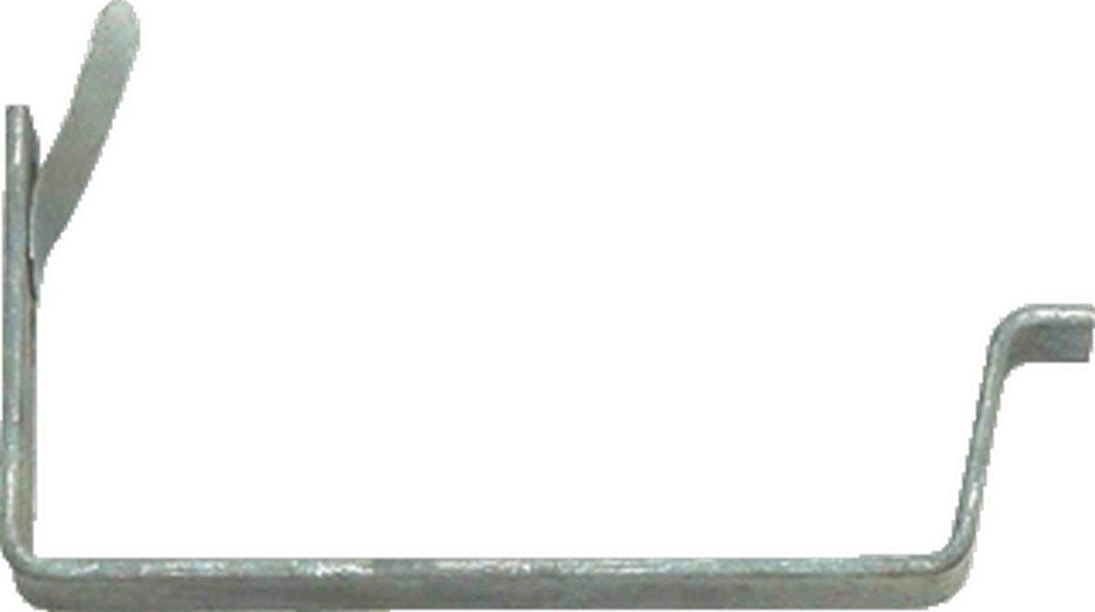 RHZ dakg bgl B44, staal, dikte 5mm, bakgoot (recht), therm verz kopen