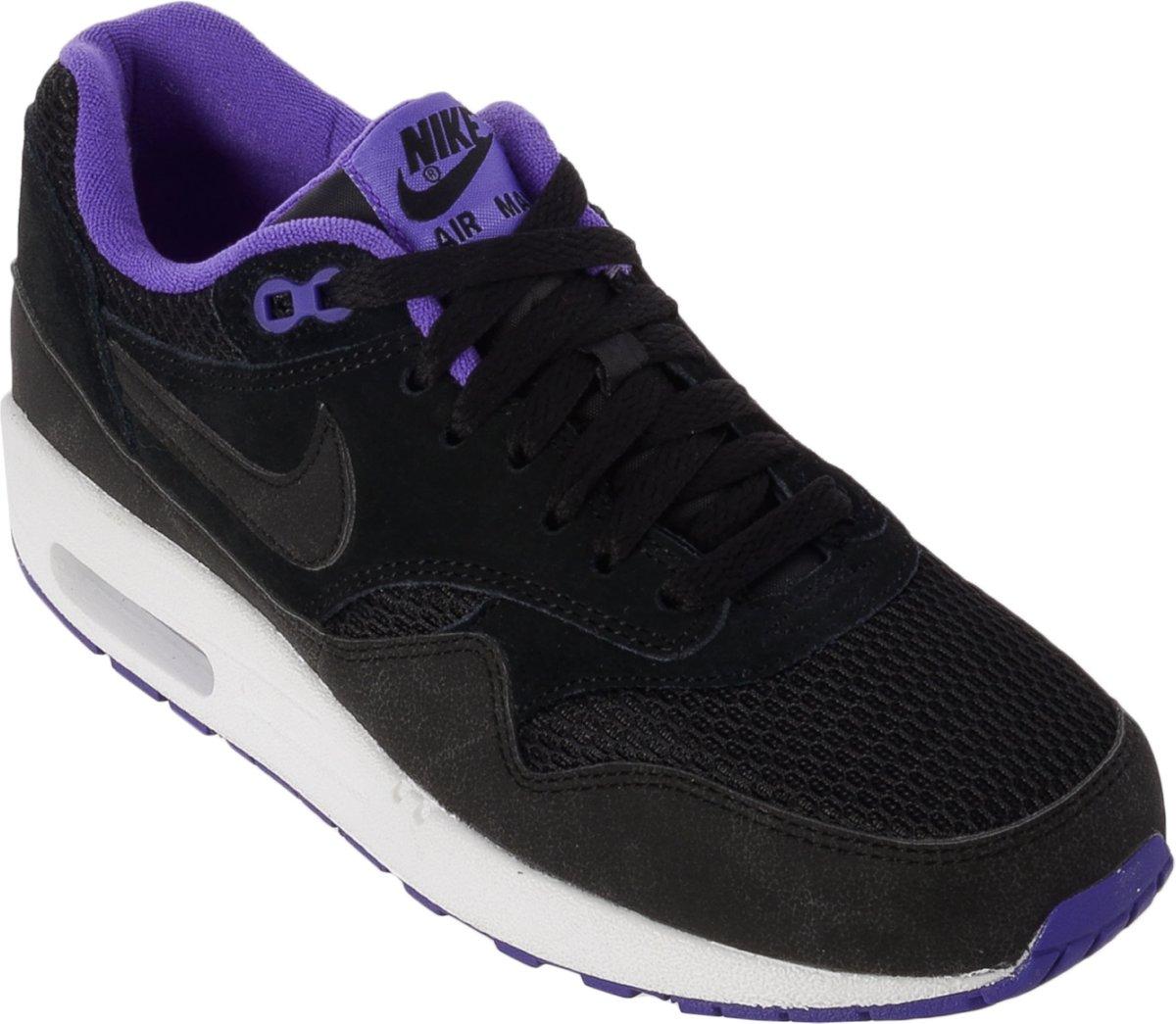 Nike Sportswear Air Max 1 Essential Sneakers Dames Maat 36.5 Zwart
