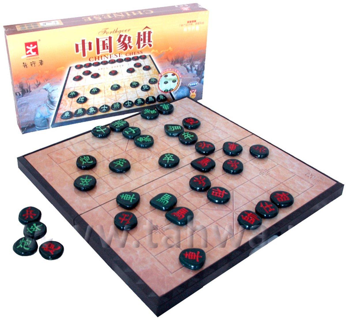 Chinees Schaak Spel
