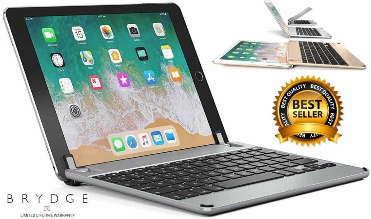 Brydge iPad 2017 toetsenbord grijs kopen