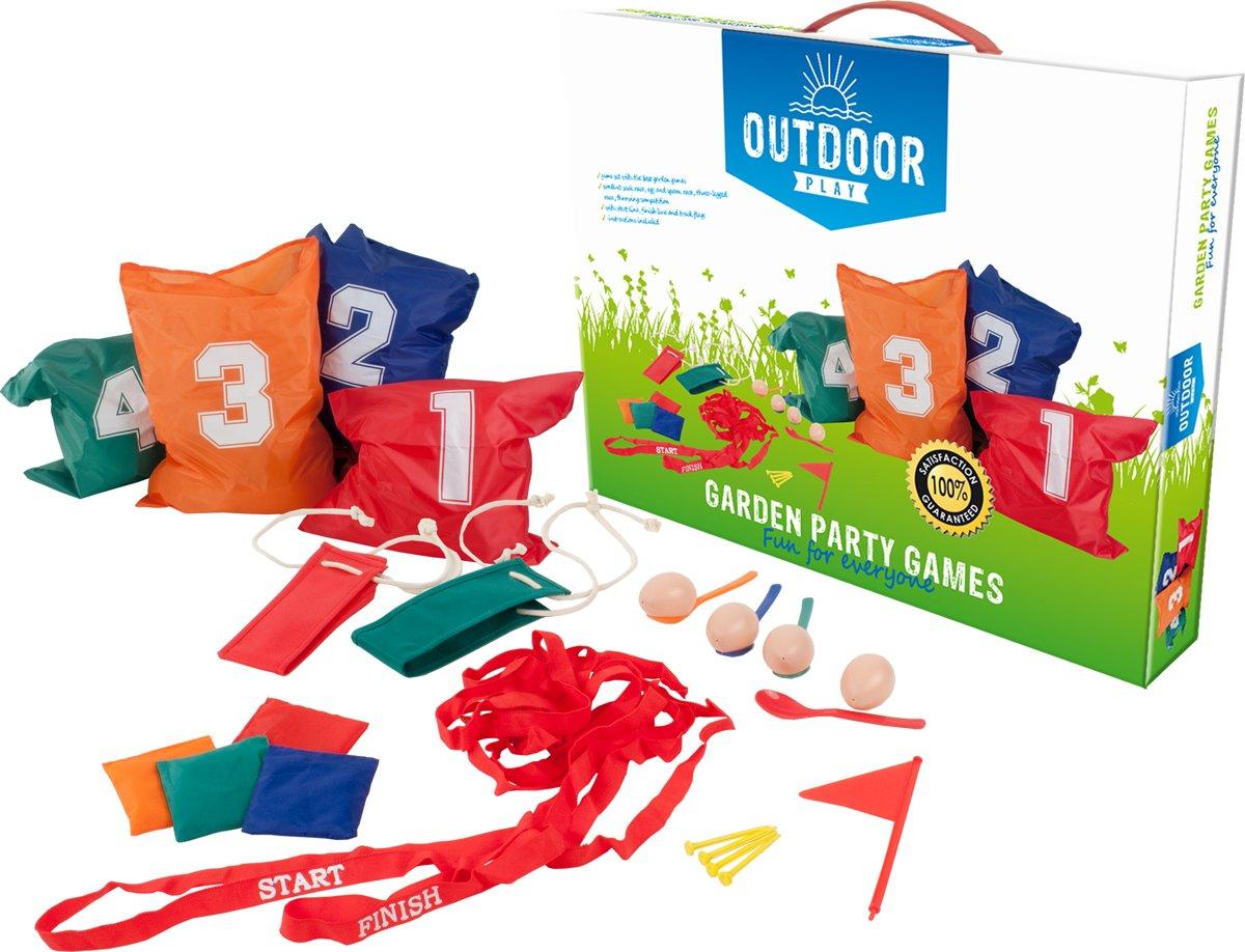 Outdoor Play Feest spellen