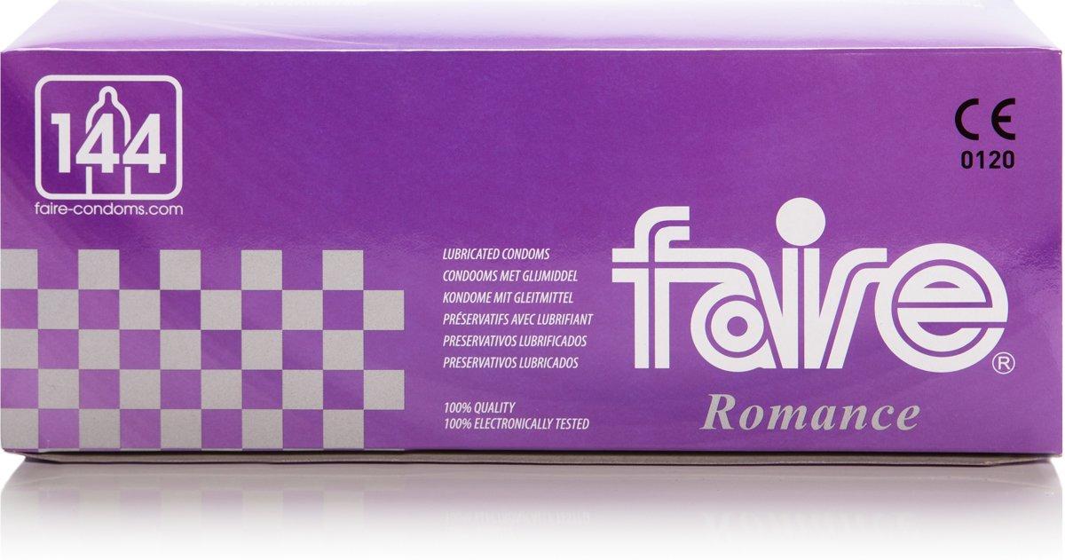 Faire Romance condooms 144st. kopen
