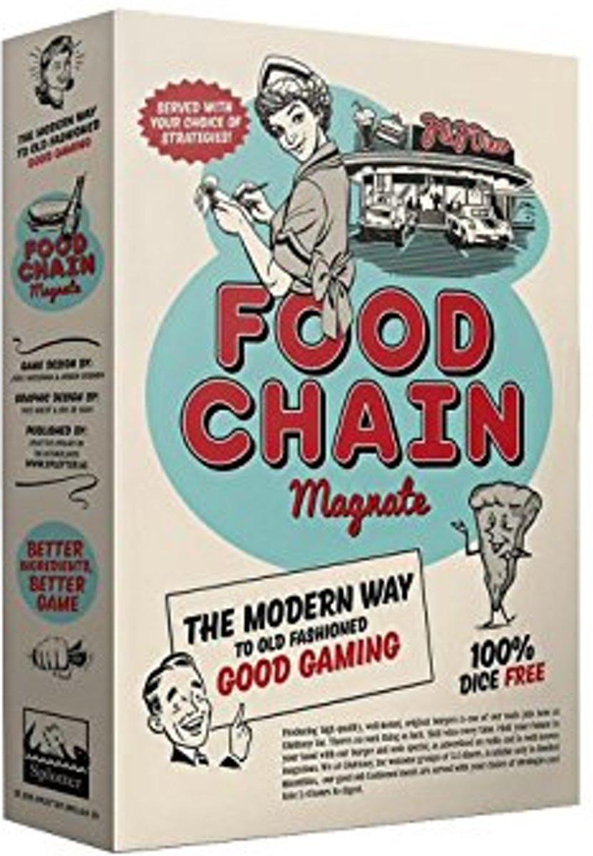 Food Chain Magnate Bordspel