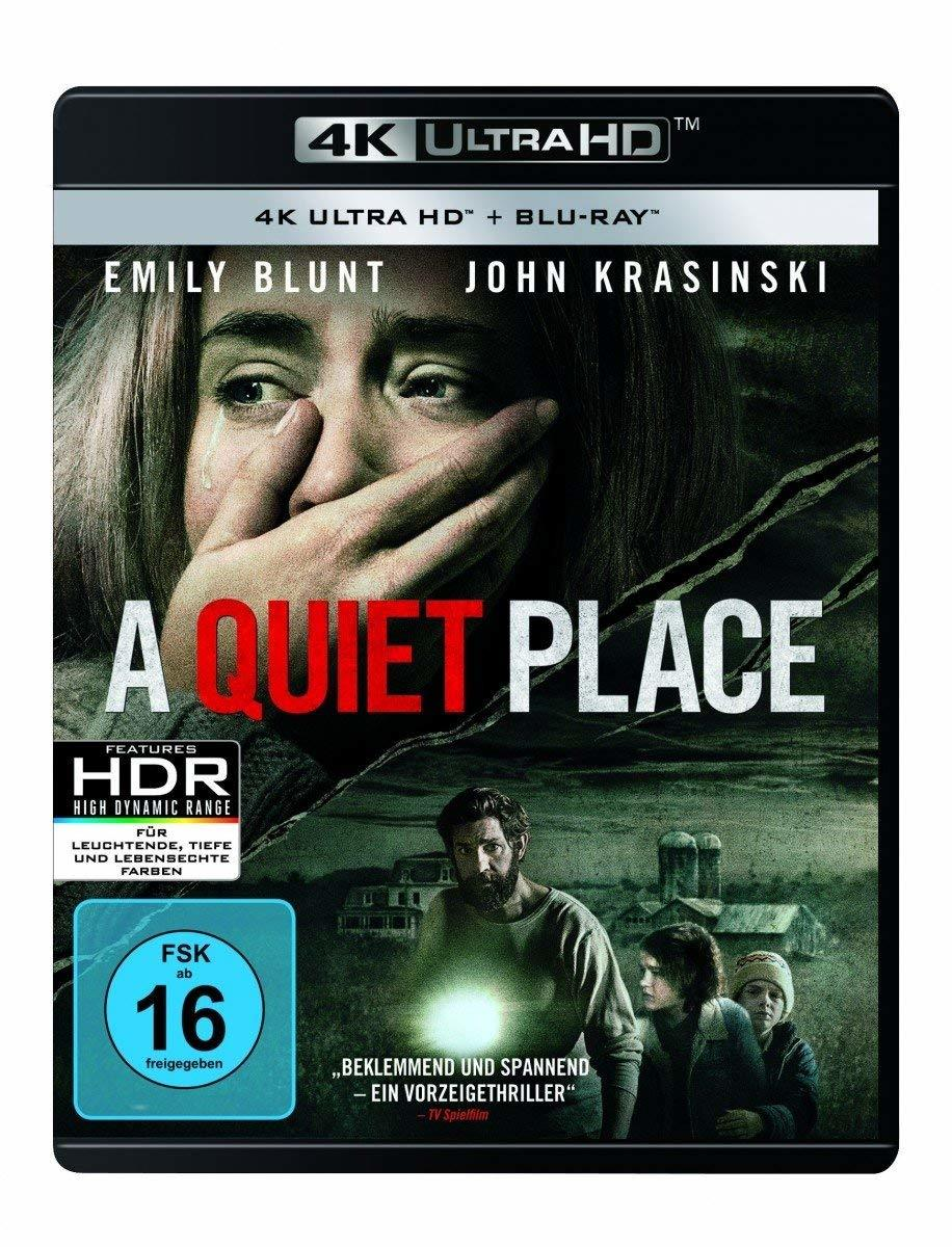 A Quiet Place (Ultra HD Blu-ray & Blu-ray)-