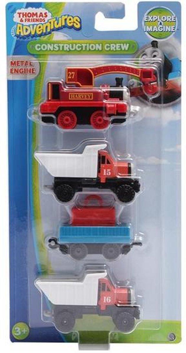 Thomas de Trein Voertuigen Multi-Pack