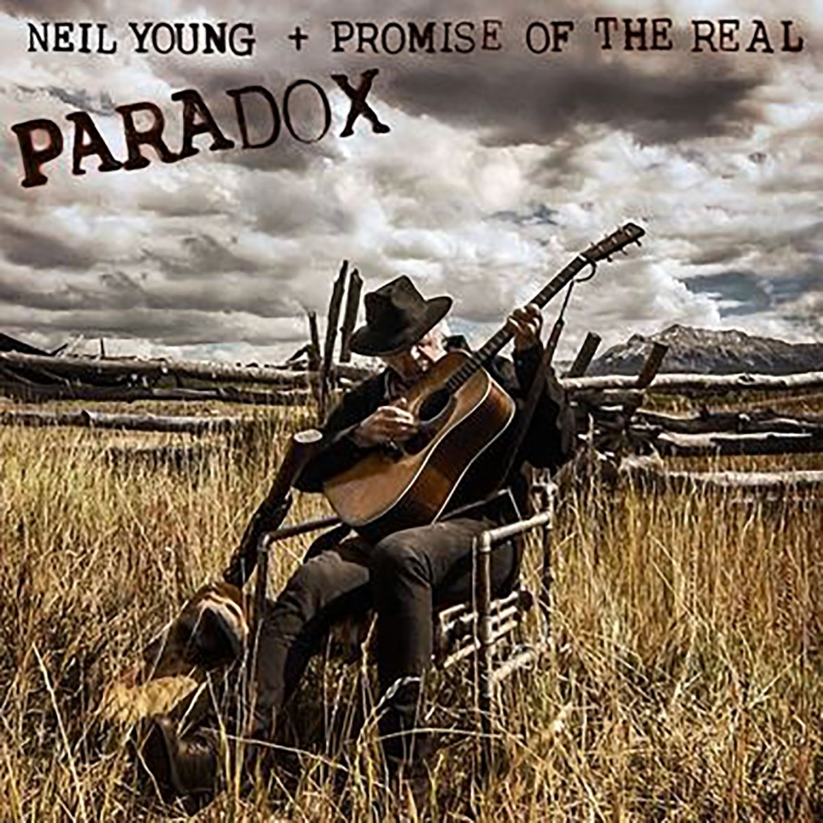 Neil & Promise Of The Real Ost/young - PARADOX OST | Vinyl kopen
