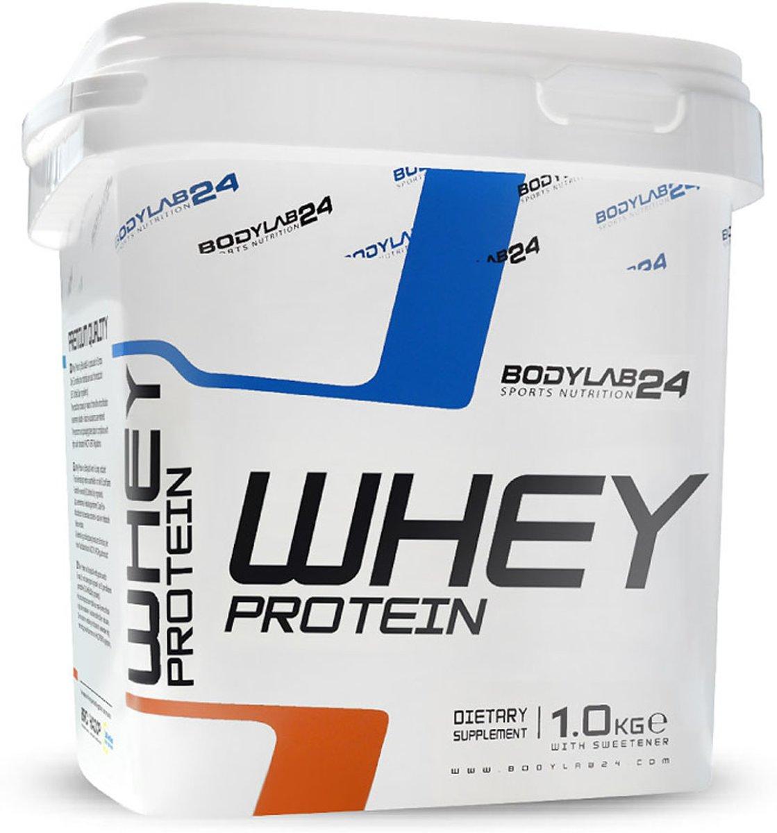 Bodylab24 Whey Protein - 1000 gram - Cherry Yoghurt kopen