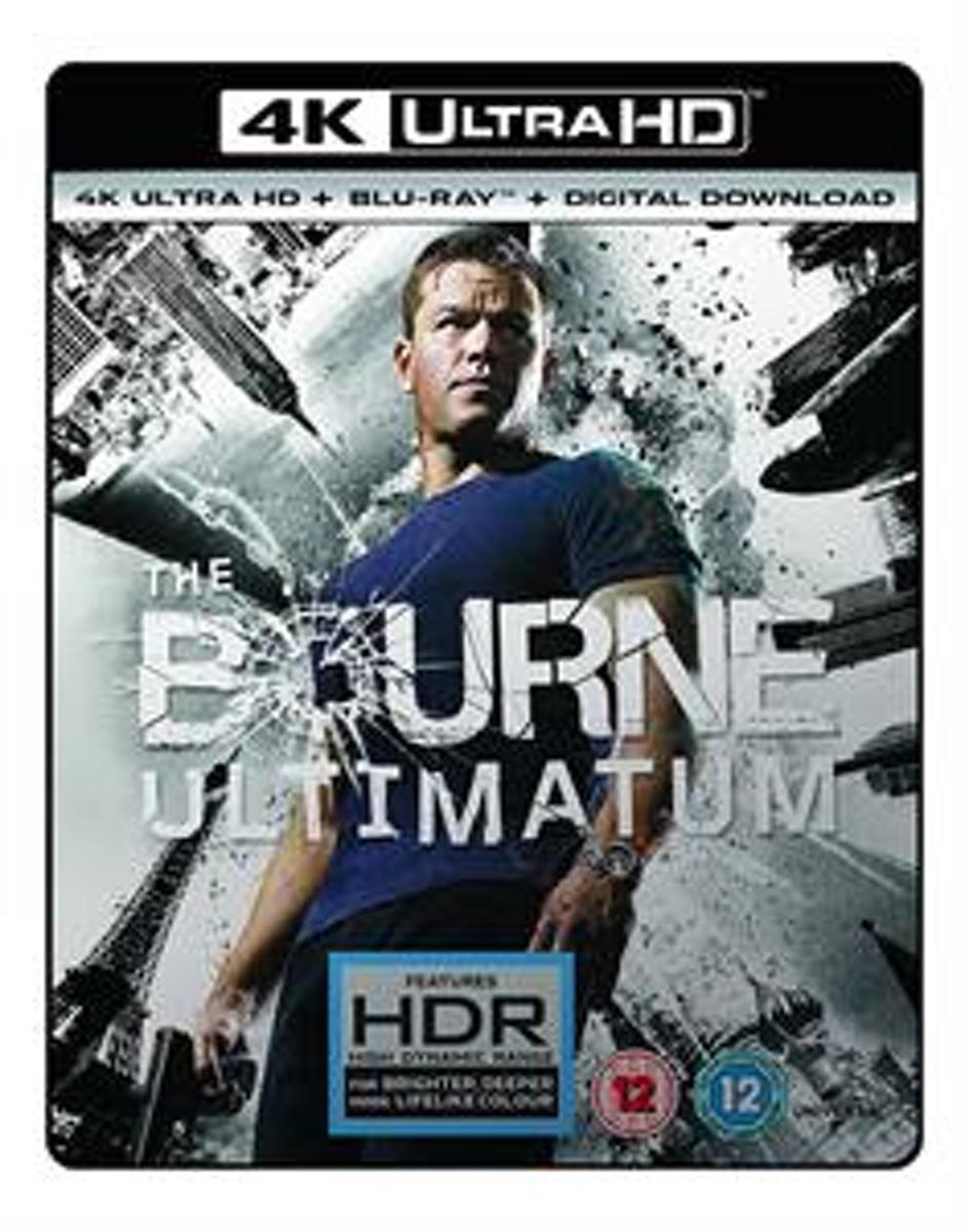 Bourne Ultimatum-