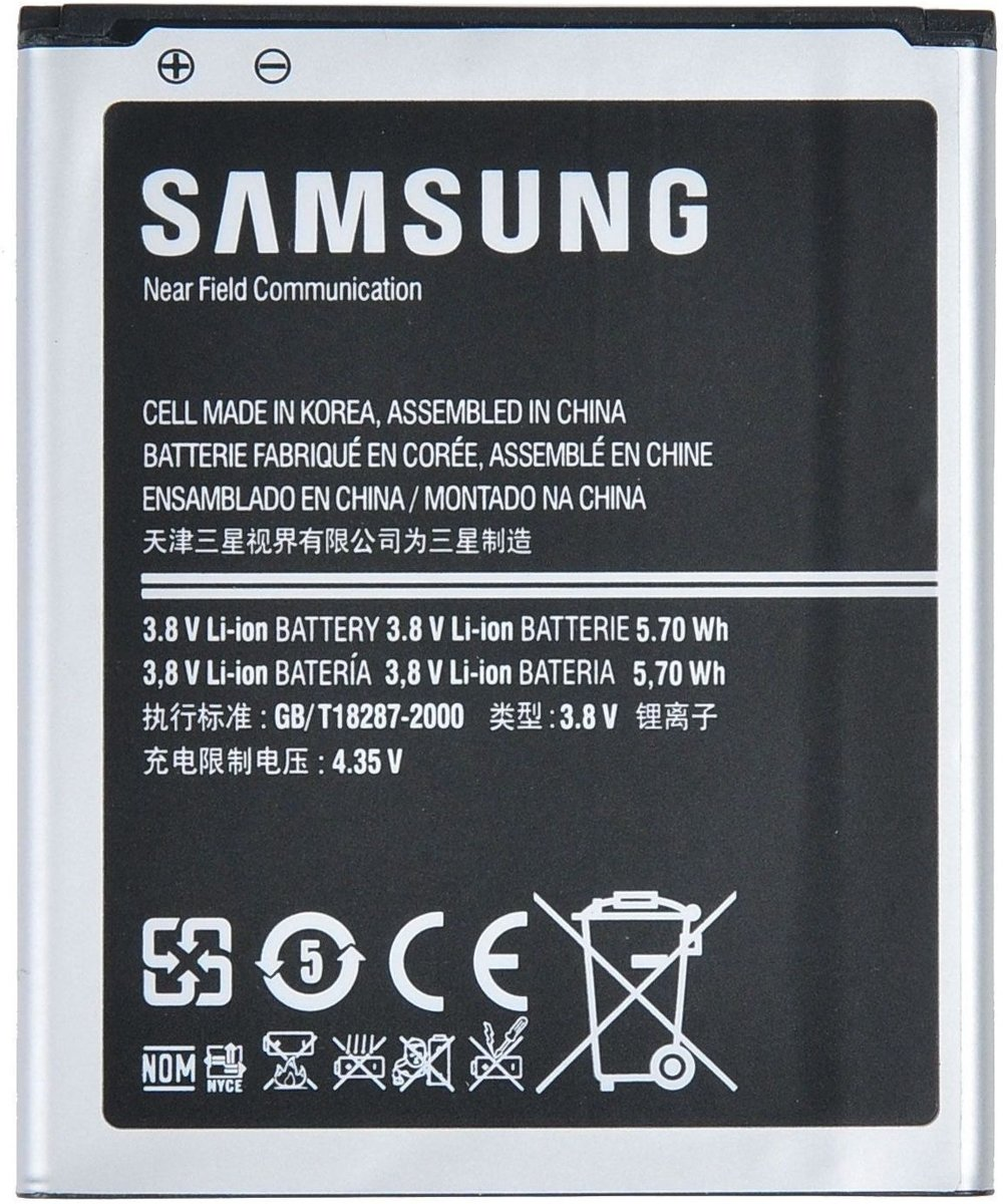 Samsung Accu Galaxy S3 mini accu - vervangt originele batterij - 1500mAh kopen