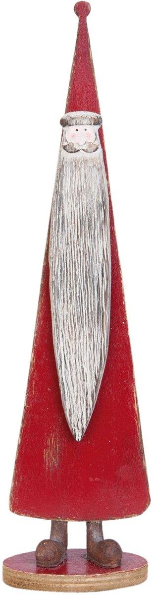 Clayre & Eef Kerstman 7x4x28 cm kopen