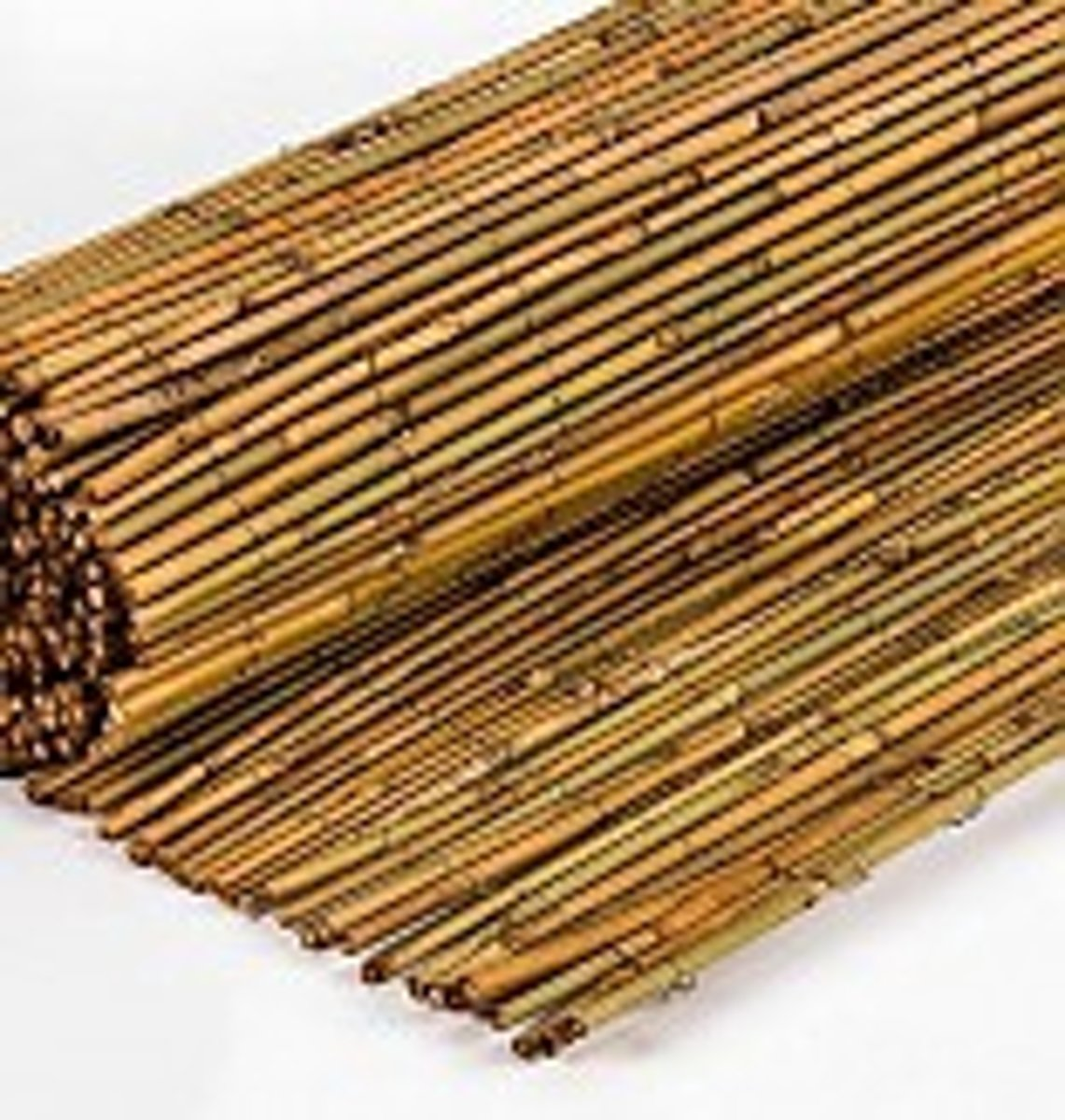 Bamboemat ca: 10-12 mm dik 100 x 300 cm kopen