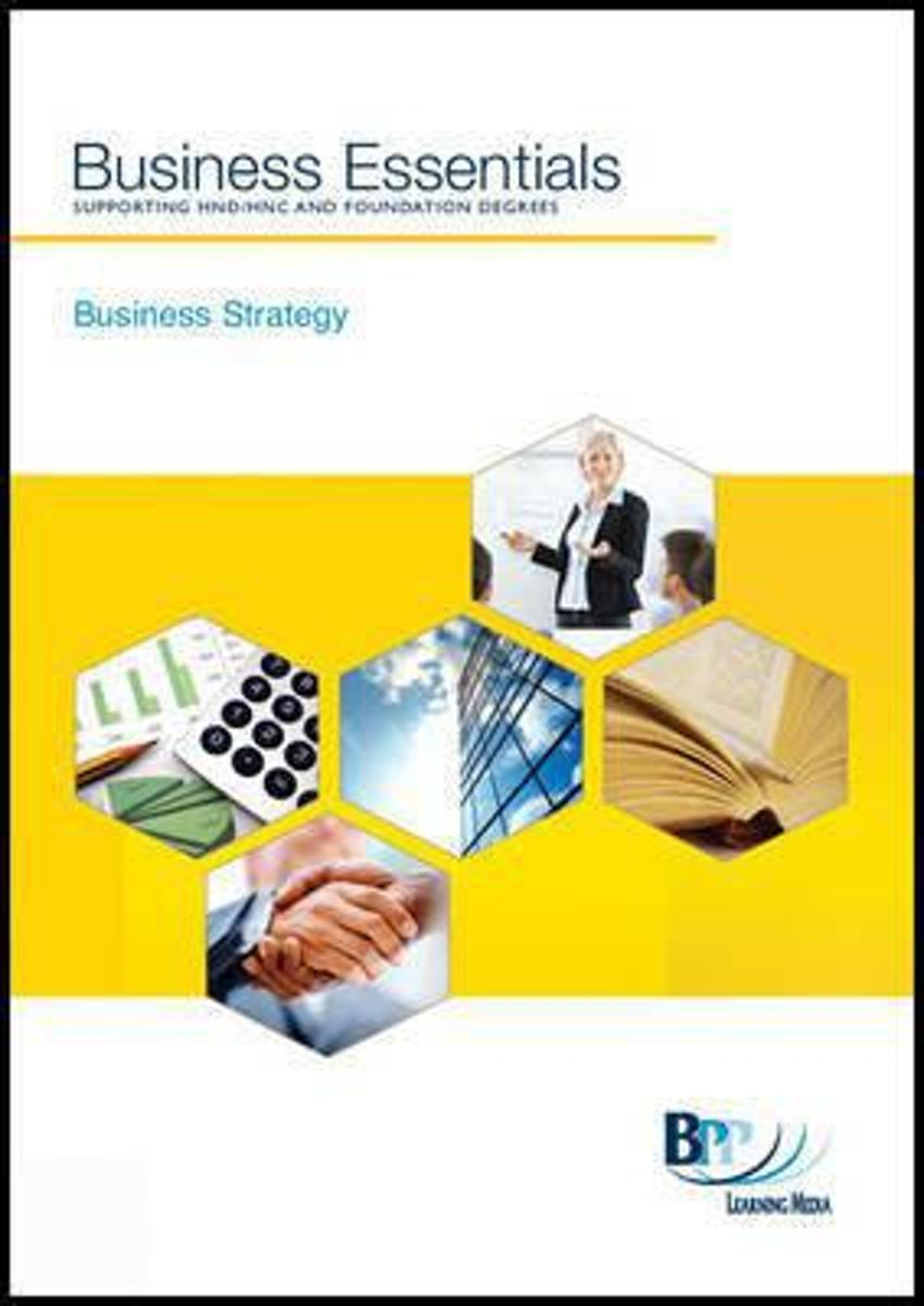 Afbeelding van product Business Essentials - Business Strategy  - BPP Learning Media