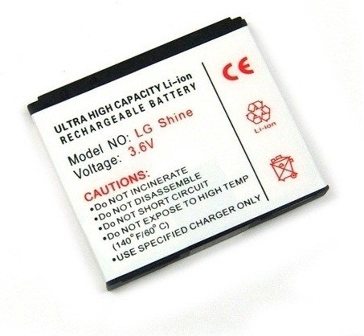 Batterij Voor LG KE970 Shine Li-Ion kopen