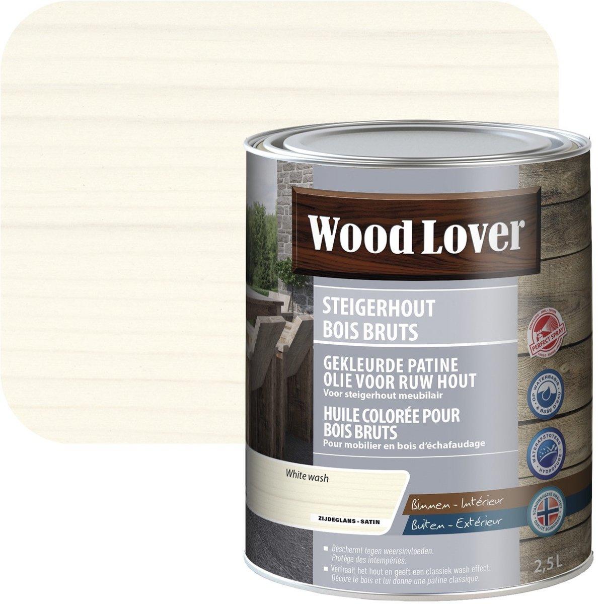 Olie steigerhout 2,5l white wash kopen