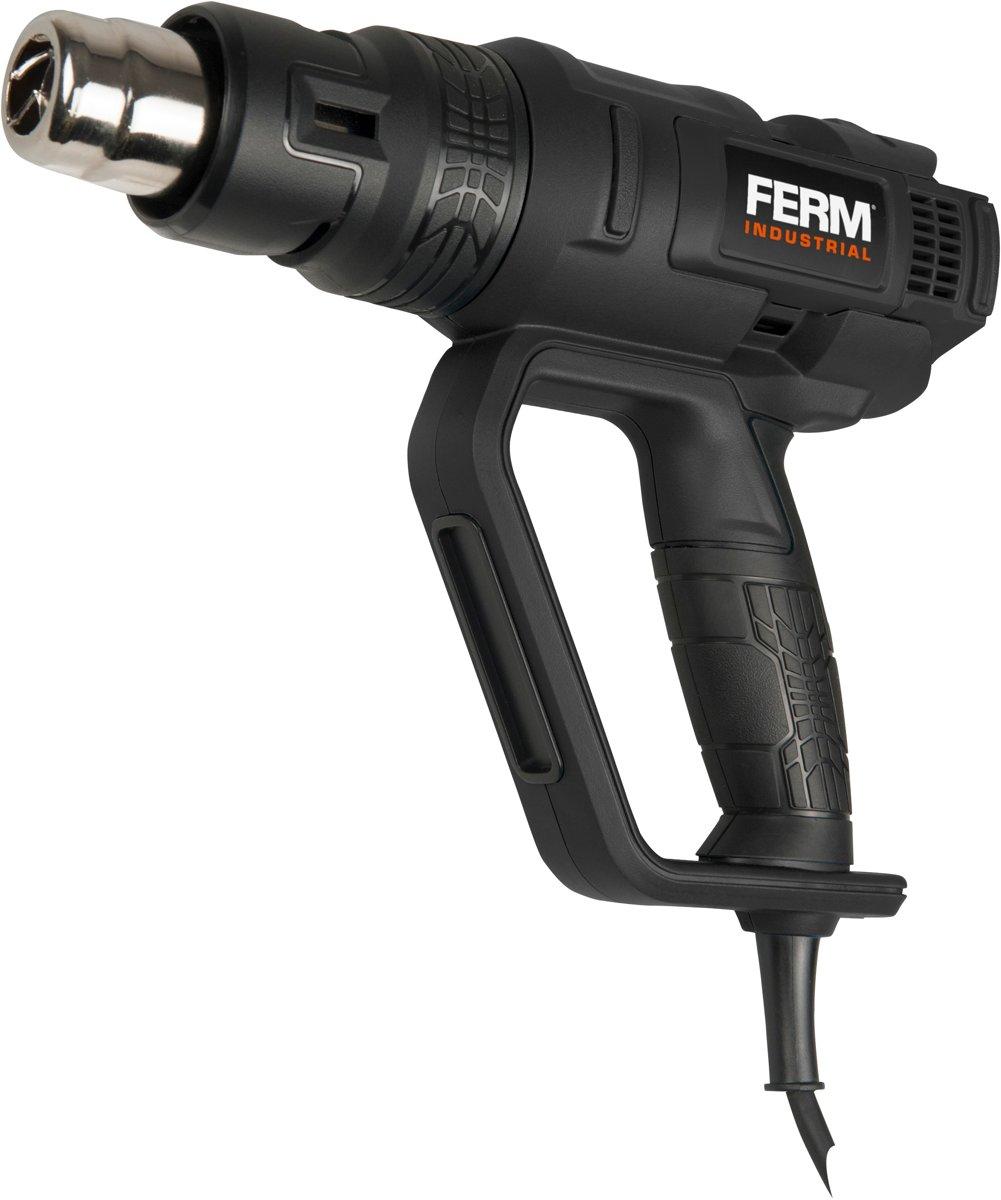 FERM HAM1017P Heteluchtpistool – 2000W – 3m kabellengte kopen